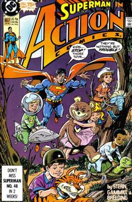 Action Comics Vol. 1 (1938-2011; 2016-) (Comic Book) #657