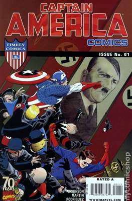 70th Anniversary Special. Timely Comics #1