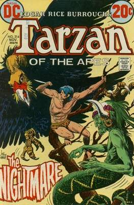 Tarzan (Comic-book) #214
