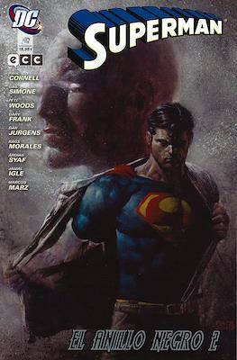 Superman. El anillo negro (Rústica) #2