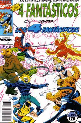 Los 4 Fantásticos Vol. 1 (1983-1994) (Grapa 36-32-24 pp) #133