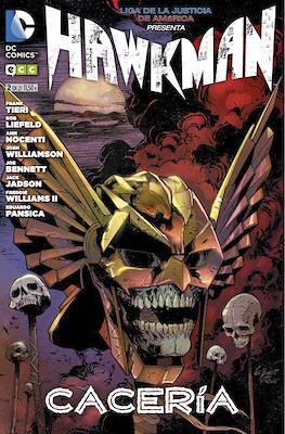 Hawkman. Nuevo Universo DC #2