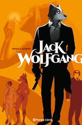 Jack Wolfgang (Cartoné 64 pp) #1