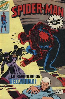 Spider-Man. Cómics Bruguera (Grapa (1980)) #38