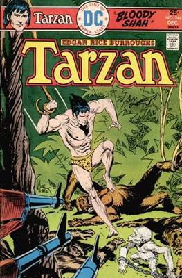 Tarzan (Comic-book) #244