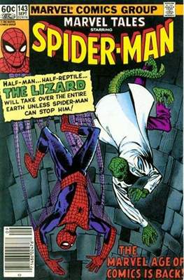 Marvel Tales (Comic Book) #143