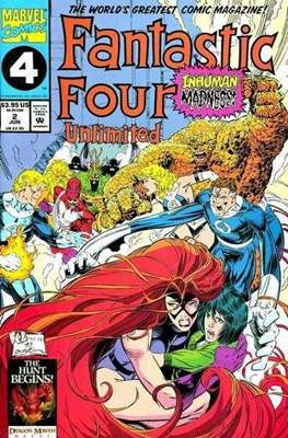 Fantastic Four unlimited #2