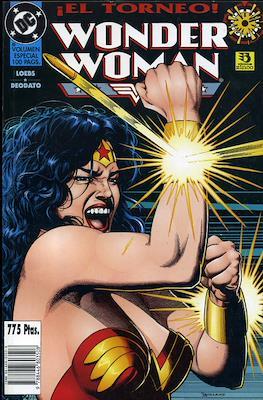 Wonder Woman (1995-1996) (Rústica, 96-112 páginas) #1