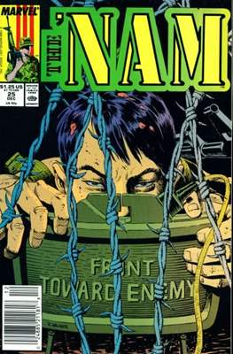 The 'Nam Vol 1 (Comic-book.) #25