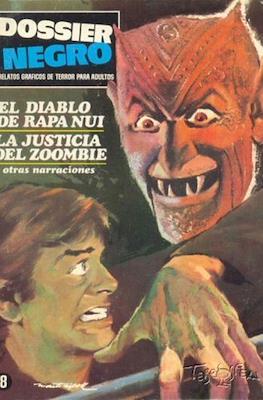 Dossier Negro (Rústica y grapa [1968 - 1988]) #8