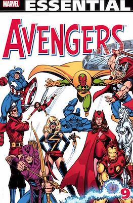 Marvel Essential: Avengers (Rústica) #9