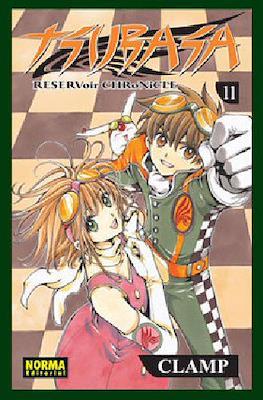 Tsubasa: Reservoir Chronicle #11