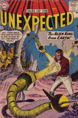 Tales of the Unexpected (1956-1968) (Comic Book) #37
