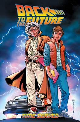 Back to the Future (Softcover) #5