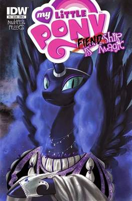 My Little Pony: Fiendship is Magic (Comic Book 48 pp) #4