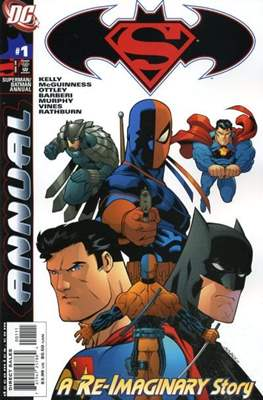 Superman / Batman Annual (Comic Book) #1