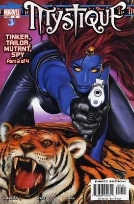 Mystique Vol 1 (Comic Book) #8