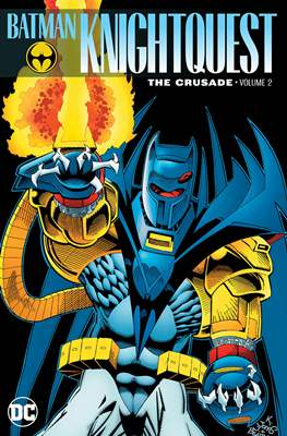 Batman: Knightquest - The Crusade (Softcover 360-388 pp) #2