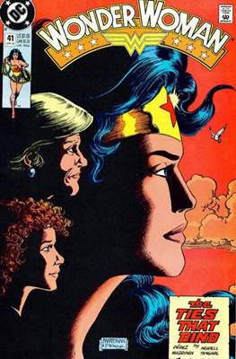 Wonder Woman Vol. 2 (1987-2006) (Comic Book) #41
