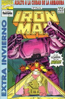 Iron Man vol. 2 Especiales (1991-1993) (Grapa. 64 páginas.) #2