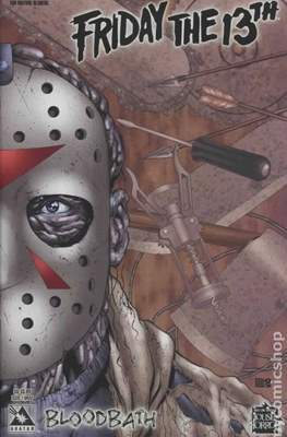 Friday the 13th: Bloodbath (Variant Cover)
