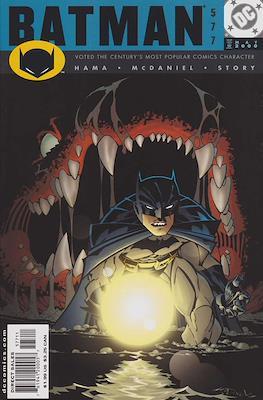 Batman Vol. 1 (1940-2011) (Comic Book) #577