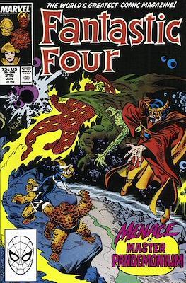 Fantastic Four Vol. 1 (1961-1996) (saddle-stitched) #315