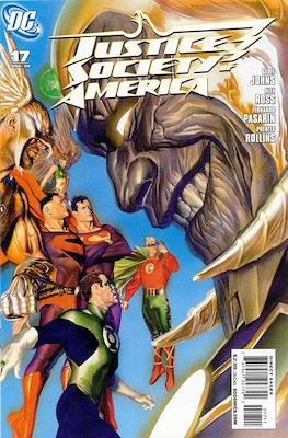 Justice Society of America Vol. 3 (2007-2011) (Comic Book) #17