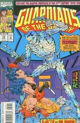 Guardians of the Galaxy Vol 1 (Comic Book) #39