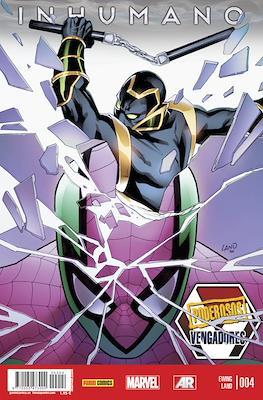 Poderosos Vengadores / Capitán América y los Poderosos Vengadores (2013-2015) (Grapa.) #4
