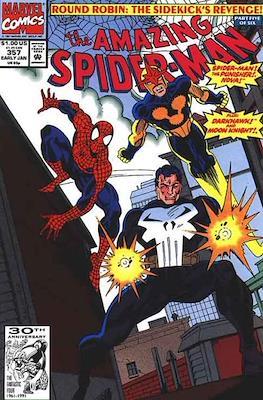 The Amazing Spider-Man Vol. 1 (1963-1998) (Comic-book) #357