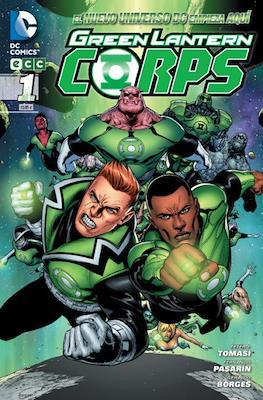 Green Lantern Corps. Nuevo Universo DC (Rústica) #1