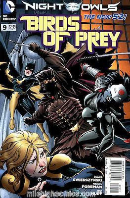 Birds of Prey Vol. 3 (2011-2014) #9