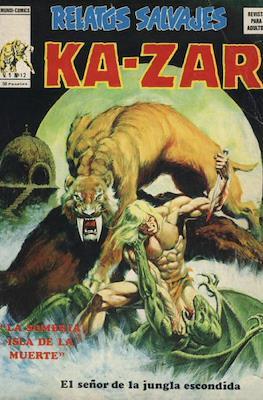 Relatos salvajes (1974-1980) #12