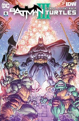 Batman / Teenage Mutant Ninja Turtles III (Comic Book) #6