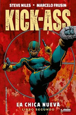 Kick-Ass: La chica nueva (Cartoné 160 pp) #2