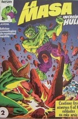 La Masa. El Increíble Hulk (Retapado 1ª Etapa. 180 páginas) #2