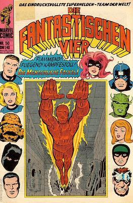 Die Fantastischen Vier (Heften) #50