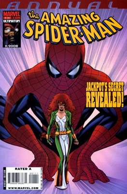 The Amazing Spider-Man Annual (Grapa, 48 págs.) #35