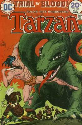 Tarzan (Comic-book) #228