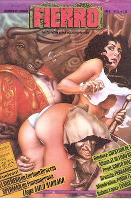 Fierro (Grapa (1984-1992) Primera época) #15