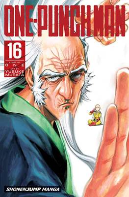 One Punch-Man (Trade paperback) #16