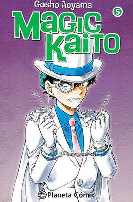Magic Kaito #5
