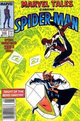 Marvel Tales (Comic Book) #200