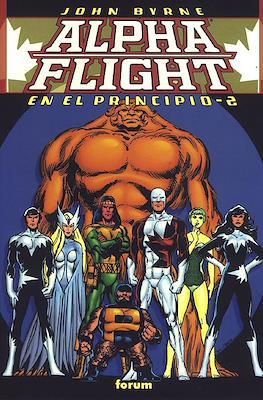 Alpha Flight. En el principio (Rústica 176 pp) #2