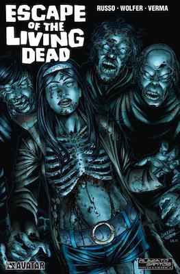 Escape of the living dead #1