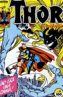 Thor, el Poderoso (1983-1987) #31