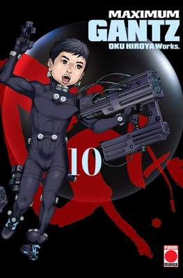 Maximum Gantz #10