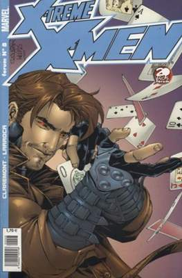 X-Treme X-Men (2002-2005) (Grapa) #8