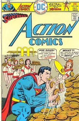 Action Comics Vol. 1 (1938-2011; 2016-) (Comic Book) #454